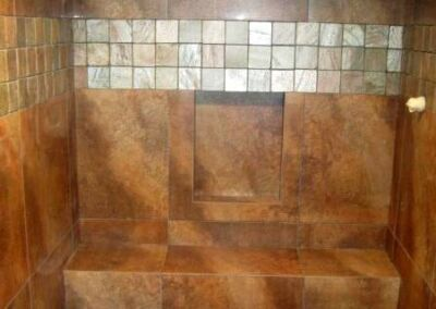 Bathrooms Full Tile Flooring (21)