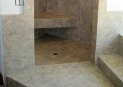 Bathrooms Full Tile Flooring (26)